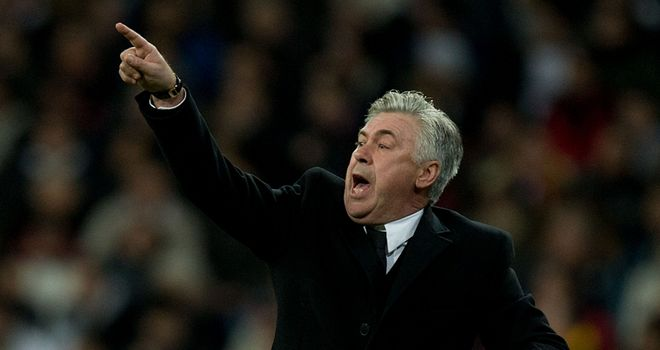 Carlo Ancelotti: Real Madrid boss has dismissed Premier League links for his players