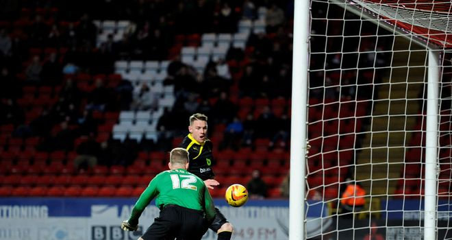 Connor Wickham: Scores Wednesday's equaliser at The Valley