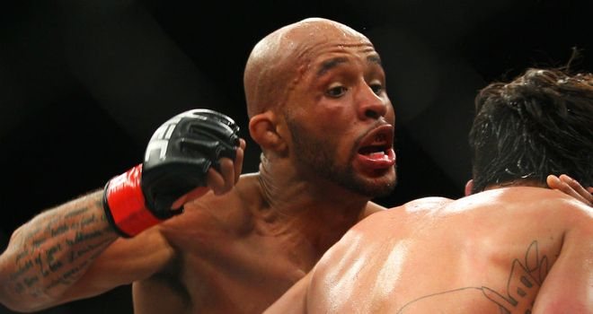 Demetrious Johnson: Retained his flyweight championship