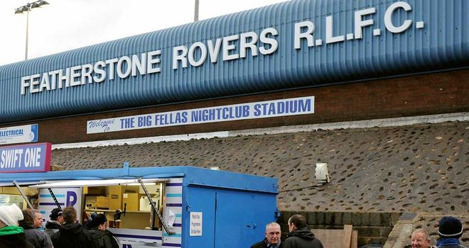 """Featherstone Rovers: """"Racism has no place in sport"""""""