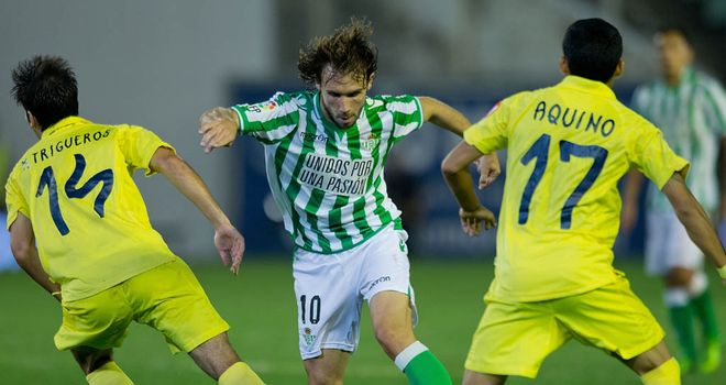 Joan Verdu: Thought he had earned Real Betis victory