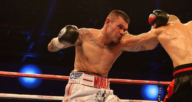 Martin Murray: February date 'off'