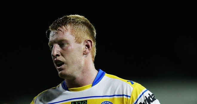 Matt Ryan: Has signed for the Wakefield Wildcats on a two-year contract