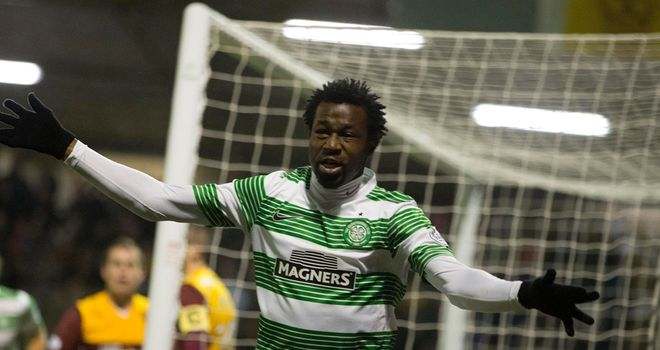 Efe Ambrose: Celtic defender earned special praise after a special day