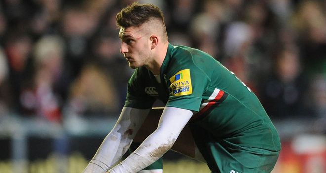 Owen Williams: the Leicester fly-half pleaded guilty for acts contrary to good sportsmanship
