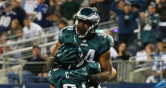 Philadelphia Eagles clinched the NFC East following a 24-22 success over the Dallas Cowboys