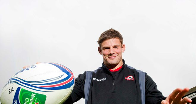 Ross Ford: Fit for Edinburgh's game at Gloucester