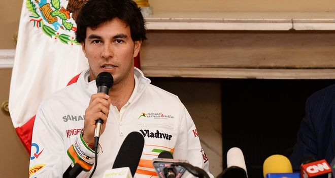 "Sergio Perez: Force India must ""steal a march"""