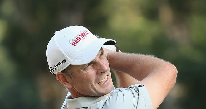 David Higgins: One shot lead after first round in Hong Kong