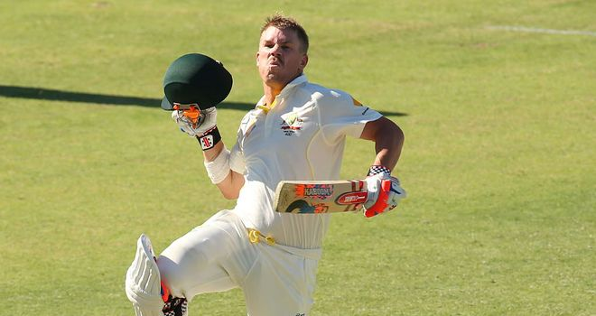 David Warner: Back in the ODI squad after Ashes heroics