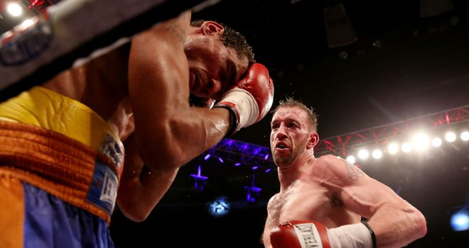 Enzo Maccarinelli:Predicts a win over Juergen Braehmer