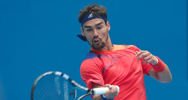 Fabio Fognini: Known for turning defence into attack with relative ease