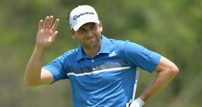 Sergio Garcia: Hoping to make more headlines on the course this year