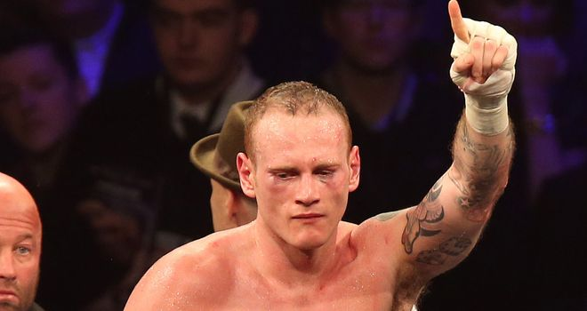 George Groves: could well be boxing's second coming - if he does things right - says Glenn