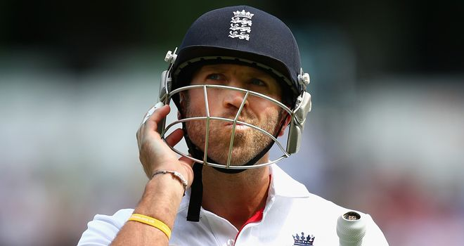 Matt Prior: Has vowed to fight for his place in the England team