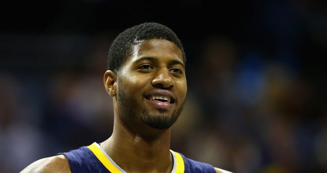 Paul George: Scored 27 points as Indiana moved to 16-1