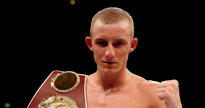 Paul Butler: New champion after dethroning Stuart Hall in Newcastle