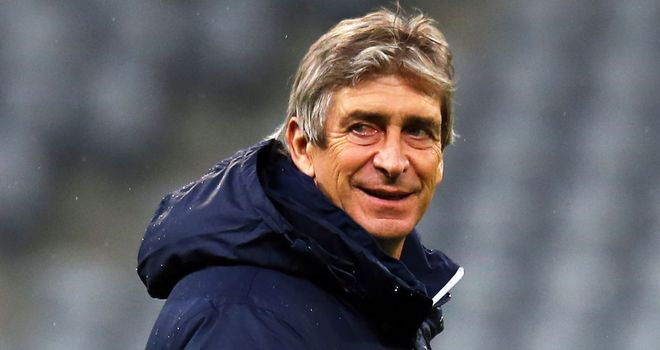 Pellegrini: Has calmed the Man City dressing room, says Niall Quinn