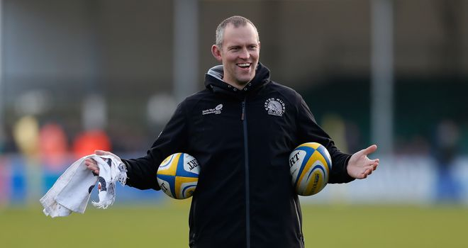 Rob Hunter: Newcastle win is just the start for Exeter