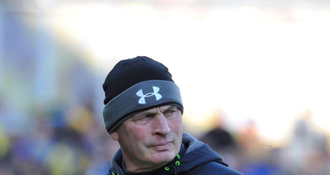 Vern Cotter: Will begin work with Scotland this week