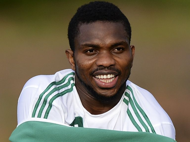 Joseph Yobo: Was convinced by Chris Hughton to join Norwich