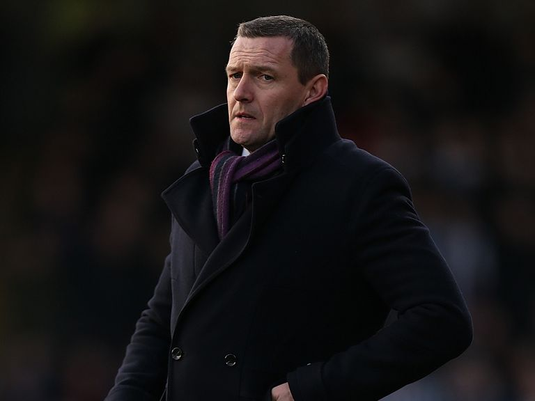 Aidy Boothroyd: Leaving Sixfields