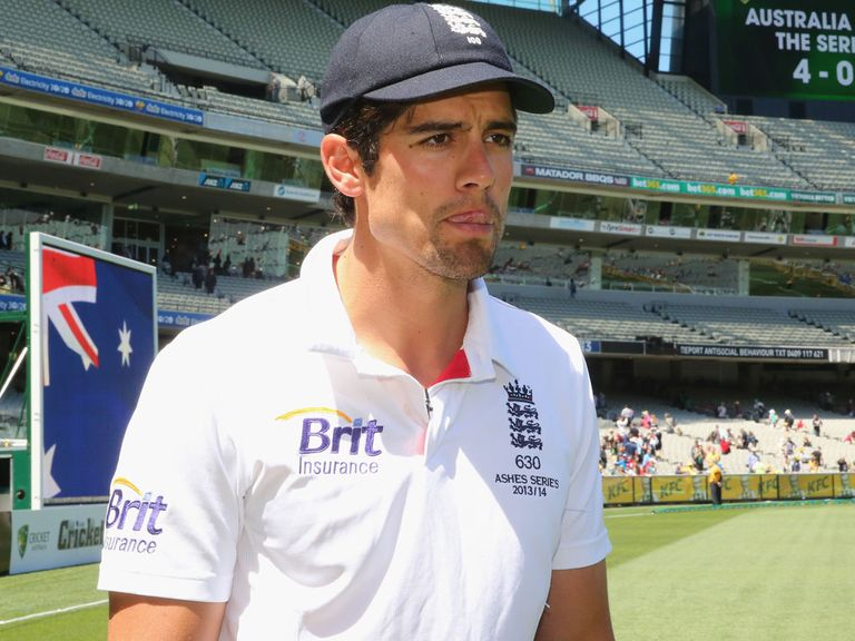 Alastair Cook: His captaincy has been criticised