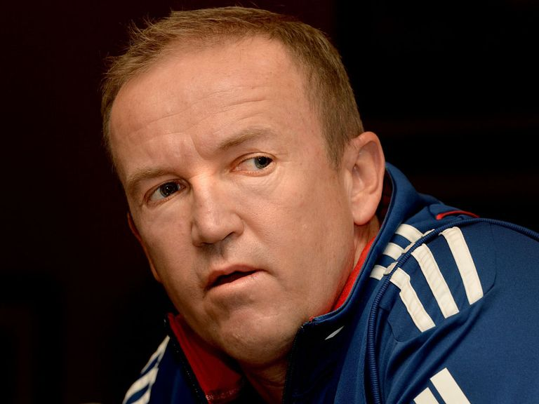 Andy Flower: Insists England don't lack fight