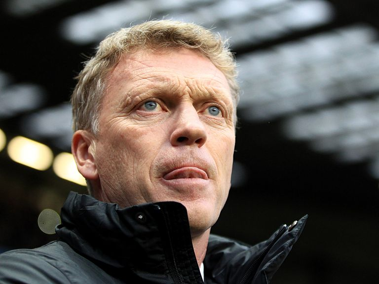 David Moyes: Doing things his way, according to Saha