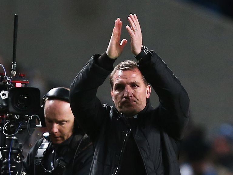 Brendan Rodgers: Now likely to be fined