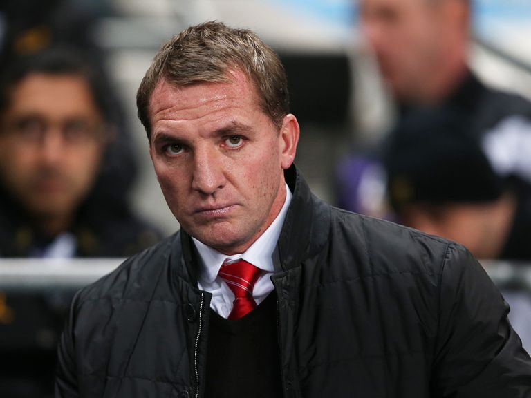 Brendan Rodgers: 'I can't rely on 11, 12 players'