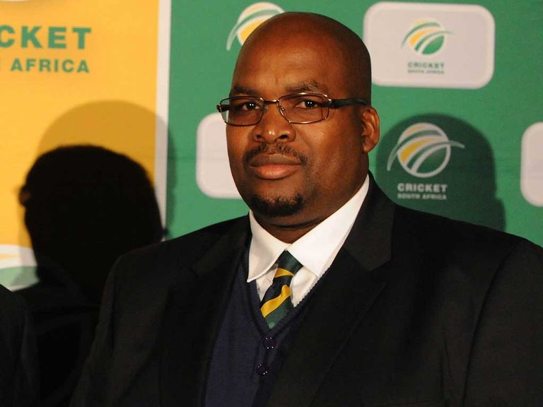 Chris Nenzani: Defended Cricket South Africa's position