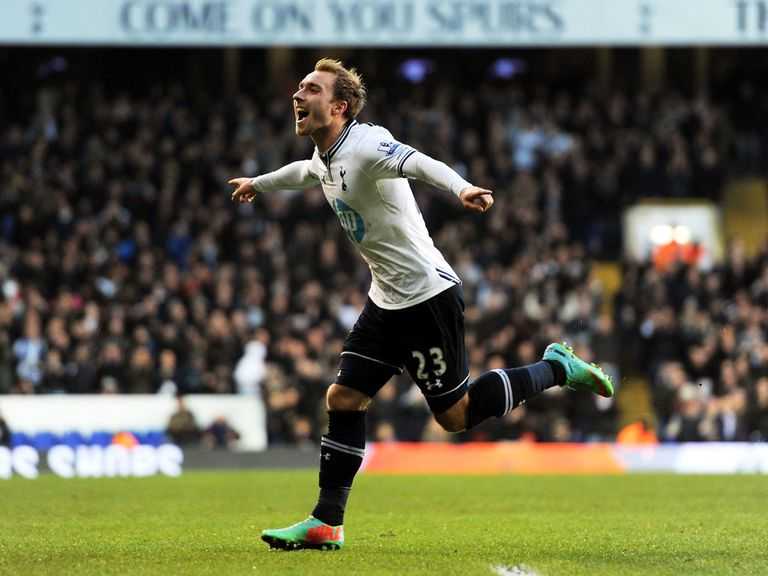 Christian Eriksen: Ready to attack at Old Trafford