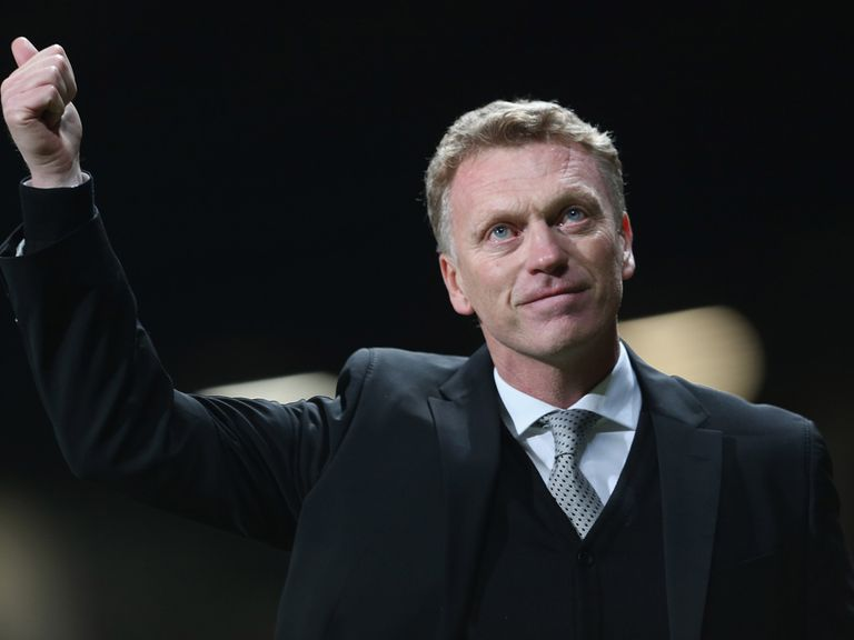 David Moyes: Praise for Paul Lambert