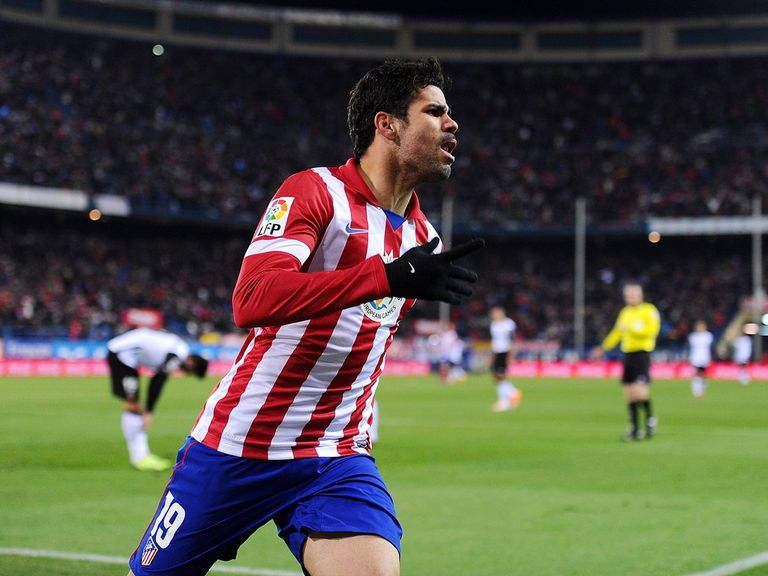 Diego Costa: Reportedly wanted by Chelsea