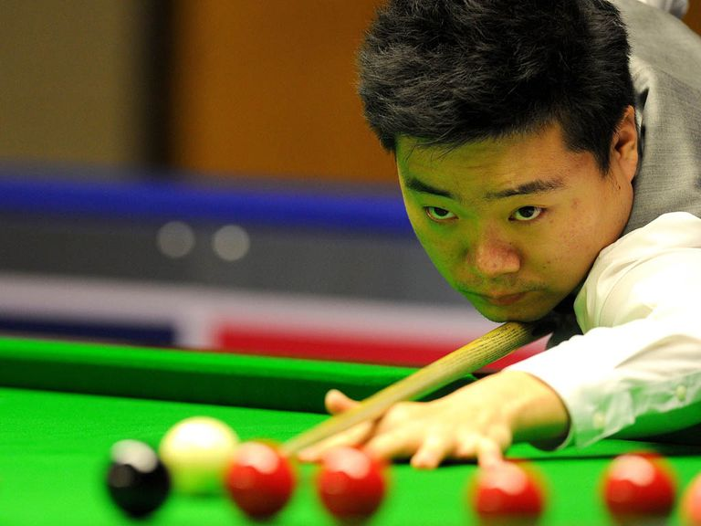 Ding Junhui: Beaten in the last 16 in York