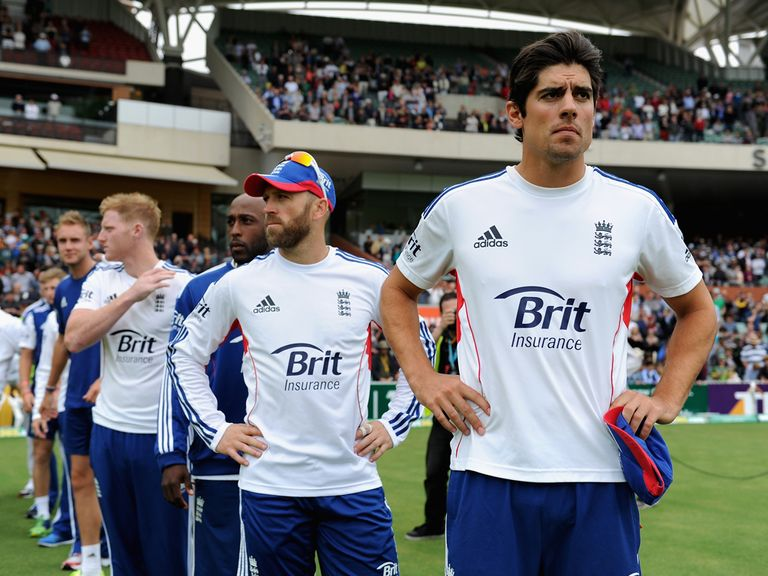 England face a daunting Ashes task after Adelaide defeat