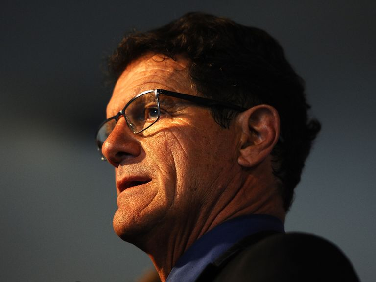 Fabio Capello: Ready for the World Cup