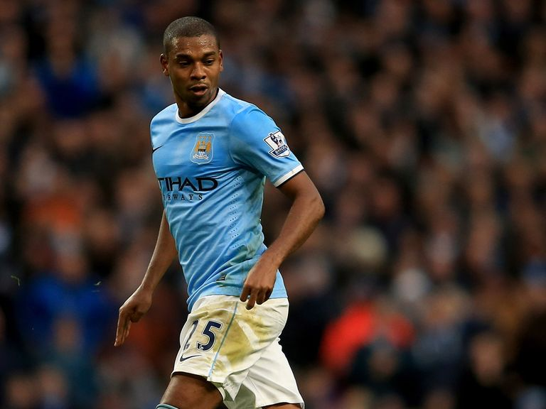 Fernandinho: Quality performance from City against Arsenal