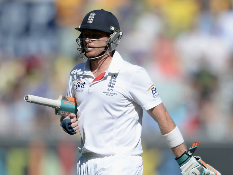 Ian Bell: Looking to make amends