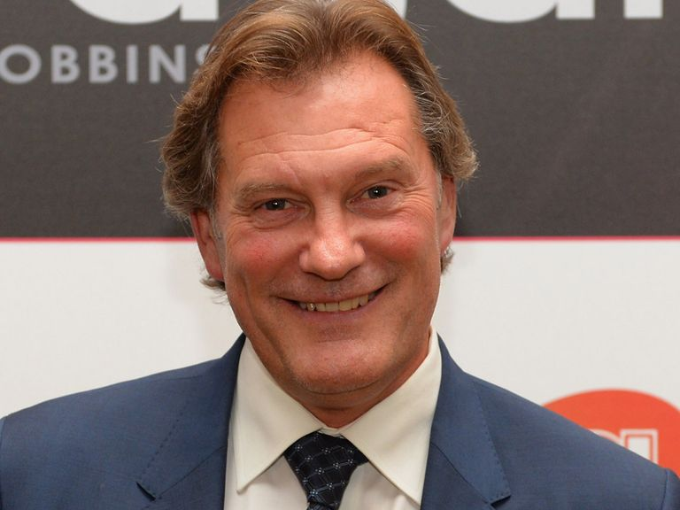 Glenn Hoddle: Was interested in managing Spurs