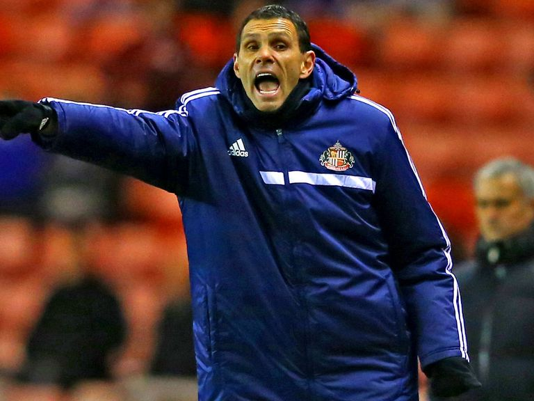 Gus Poyet: Has faith in his Sunderland side