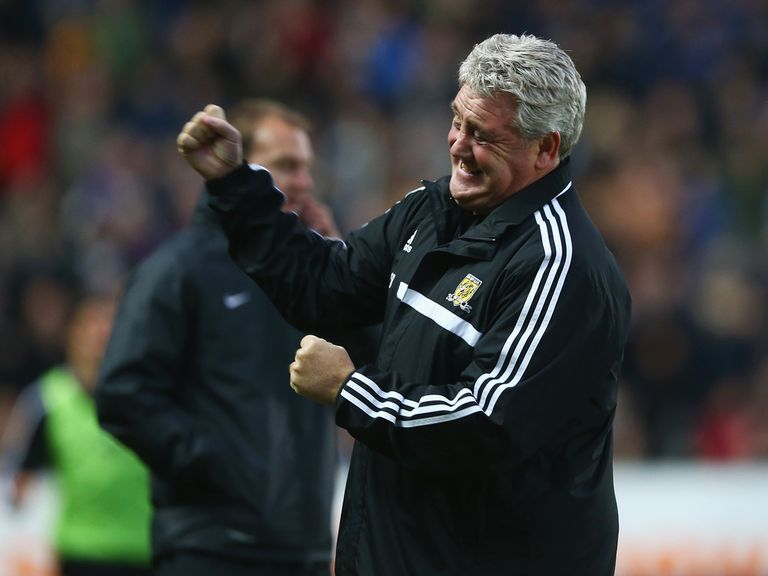 Steve Bruce: Keeping focus on the pitch