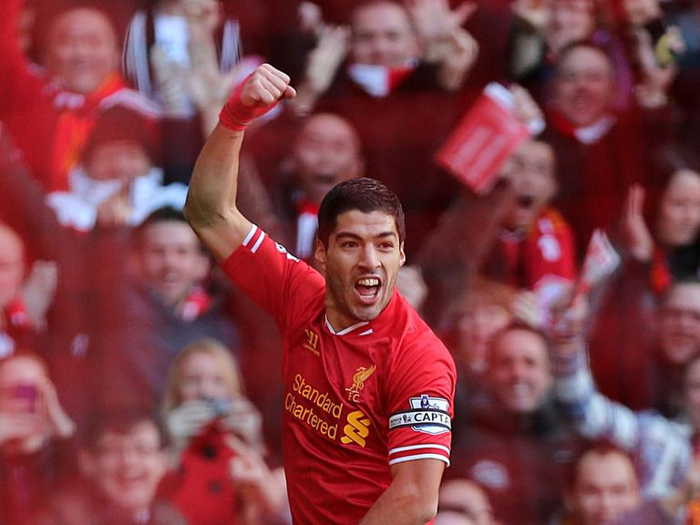 Luis Suarez: Can fire Liverpool to victory