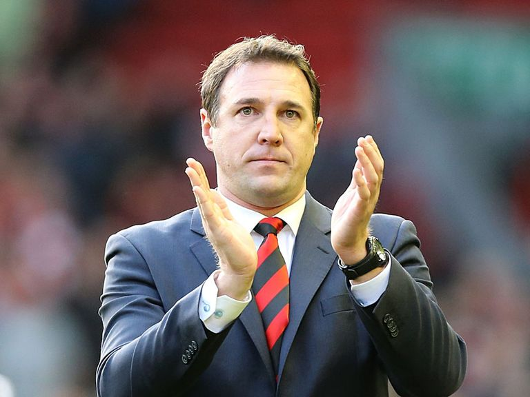 Malky Mackay: Will remain in charge for the 'foreseeable future'