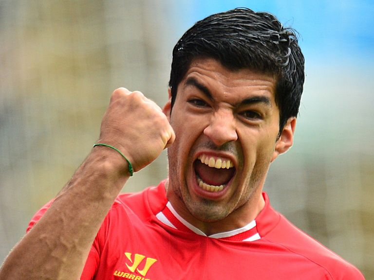 Suarez: Can sink Oldham at Anfield