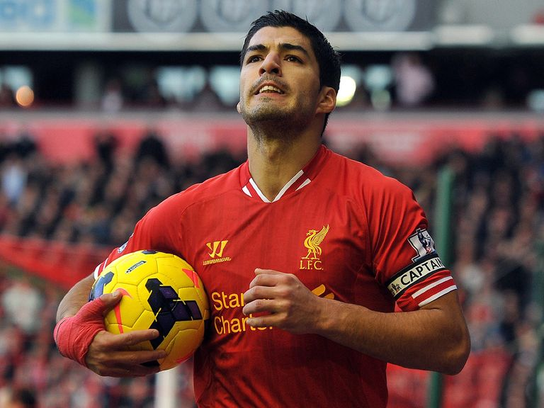 Suarez: At the top of his form currently