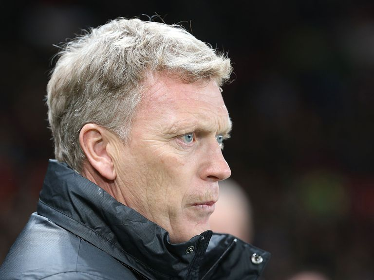 David Moyes: Suffered defeat to his former club in midweek