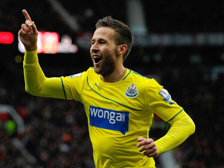 Yohan Cabaye: Could he leave Newcastle in January?