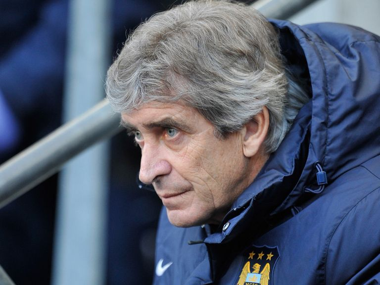 Manuel Pellegrini: Not worried about playing Joe Hart in goal
